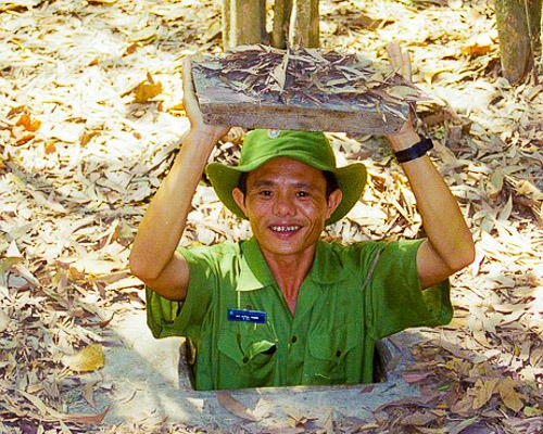 cu chi tunnels luxury tour