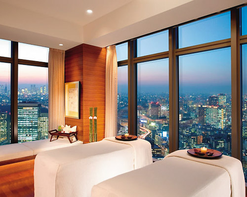 Mandarin Tokyo