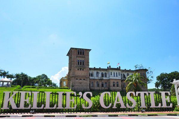 kellie-castle Malaysia